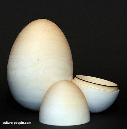 Яйцо  разборное